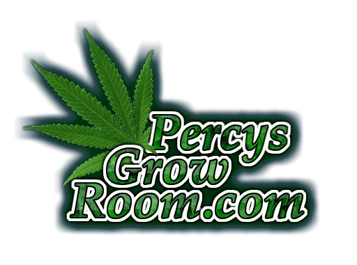 Percys Grow Room
