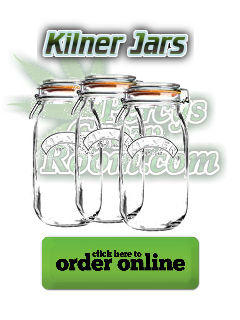 Jars for curing buds for best taste, kilner jars for curing cannabis