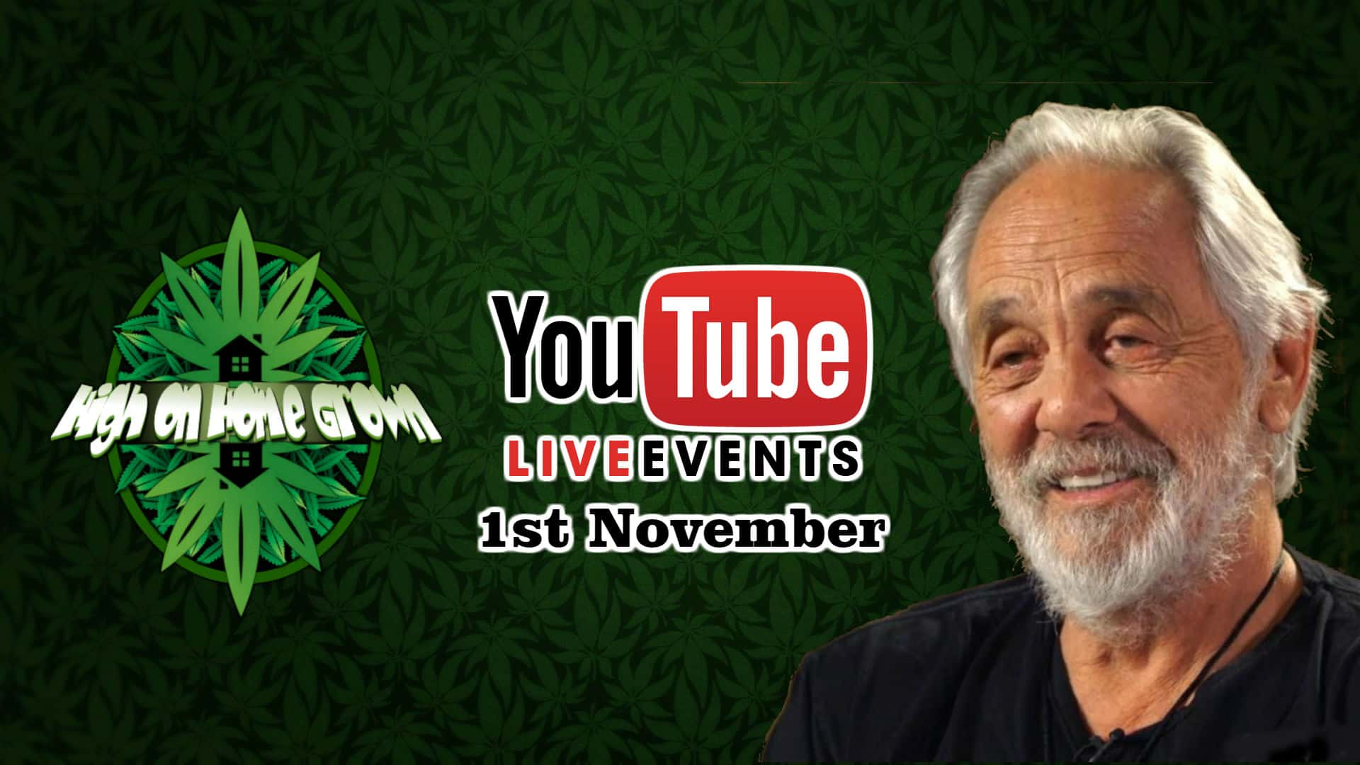 tommy chong, interview, high on home grown, stoner podcast, weed podcasts, percys grow room