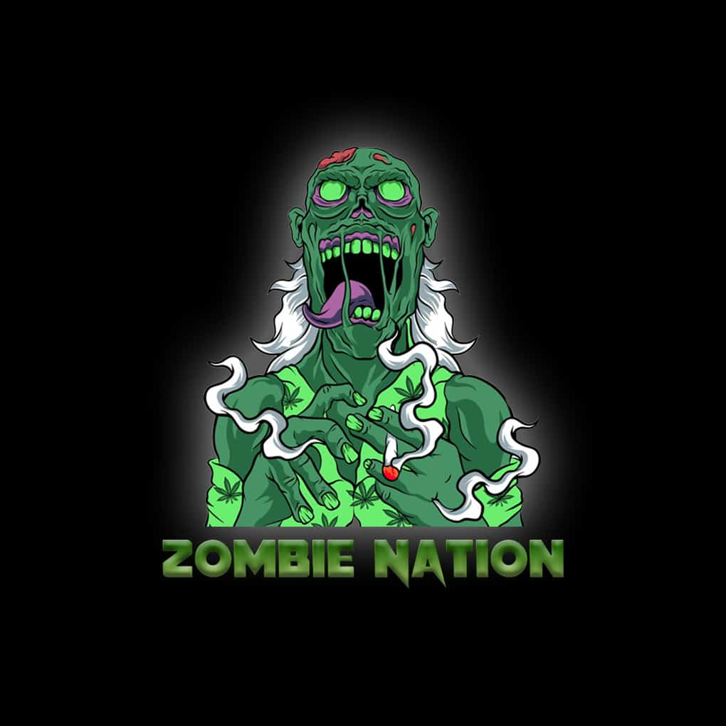 Zombie nation, admin of percys grow room, cannabis grower, living soil, cannabis growers forum, grow room electrician