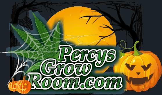 Percys Grow Room