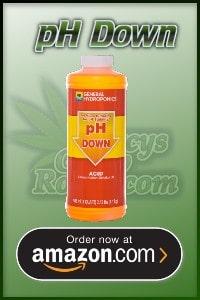 ph down for cannabis plants, percys grow room, cannabis growers forum,