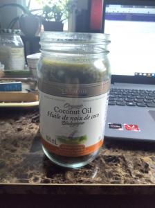 Jar o' oil