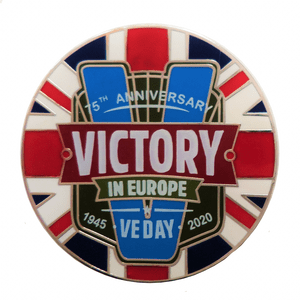 ve day victory in europe 75th anniversary commemorative coin boxed 68080 1 p
